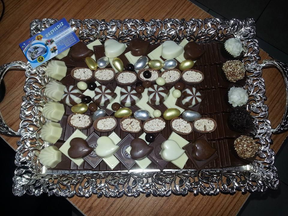 Madlen + spesial çikolata (pelit)